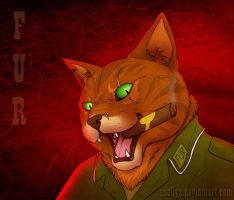 Corporal PottyPaws by Anellyz