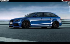 Audi RS4 Avant 2011 by CypoDesign