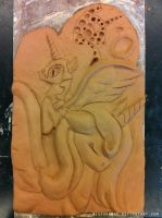 Luna-NMM Relief Tile WIP Day 2 by bigponymac