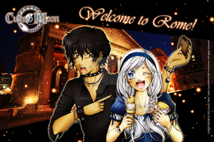 Welcome to Rome! by oOMyuOo