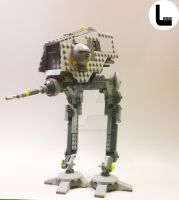 Lego Star Wars AT-DP by mastercole583