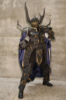 Golbez Cosplay by thegadgetfish
