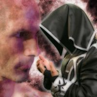 Christopher Daniels by Shame-On-The-Night