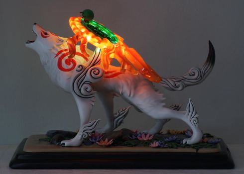 First 4 Figures Amaterasu Exclusive Edition by Chocolate-Spider