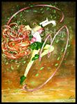 Sailor Jupiter no Ecstasy by CelticBotan