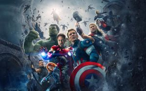 Avengers AoU Wallpaper v1 multi-res by uLtRaMa6nEt1cART