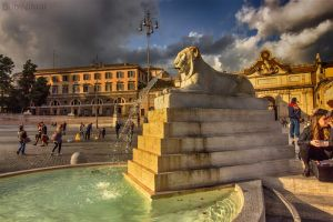 Piazza del Popolo VI by BillyNikoll