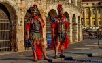 Romans in Verona Arena 89 by BillyNikoll