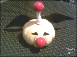 "Moogle Pumpkin ""Contest"" by Ghesika"