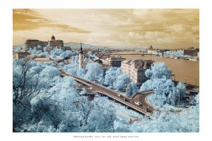 Budapest - IR II by DimensionSeven