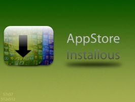 AppStore-Installous Icon by JK994