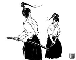 Iaido by Pierropod