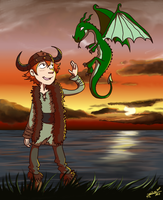 Journey's End - HTTYD by aemilius