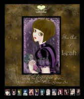 Promotional Leaflet - Elegance by willowgothicprincess