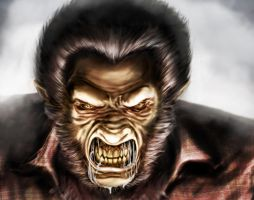 The Wolfman by BaderBadruddin