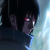 Sasuke Shippuden Icon by TheAvengerX