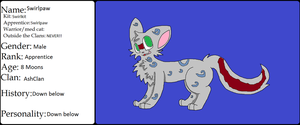 Sign Up sheet for TheHiddenForest: Swirlpaw by BouFoursha3