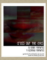 cross out the eyes by taste-my-beat