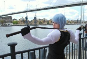 Phoenix Wright - Franziska by black-ravens-blood