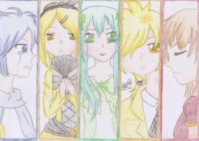 The Story of Evil- VOCALOIDS by Azuyasai