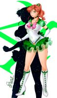 Sailor Jupiter by Angelll07