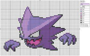 93 - Haunter by Makibird-Stitching