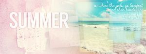 Summer Timeline Cover by MysticEmma