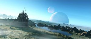 Another World by 3DLandscapeArtist