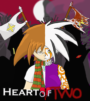 Heart of Two Movie poster stil by goomzz