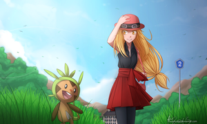 Pokemon XY - A New Beginning by YuzaHunter