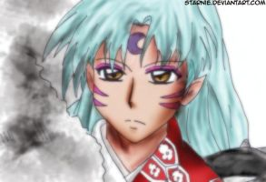 Gift_Little Sesshomaru by Starnie