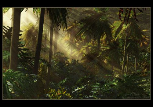 Into the jungle by 00AngelicDevil00
