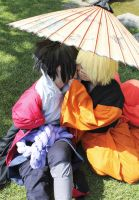 SasuNaru: Passion by BrokenYouthCosplay