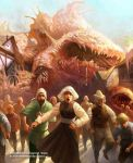 Dungeons and Dragons 2010 by Concept-Art-House