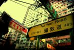 Nathan Road by theunsinspired