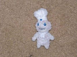 Pillsbury Doughboy by fuzzyfigureguy