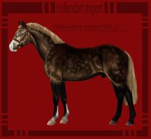 Hollendart Import - #211 by Starblas