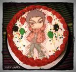 T.O.P's Birthday Cake by xTHExFUNNNX