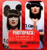 Photopack 003. Jessie J by Manuuselena