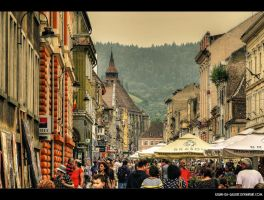crowd of Brasov... by Iulian-dA-gallery