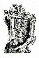 Untitled 2-wood engraving by theArtboy