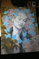 Sand butterfly WIP3 by DariaGALLERY