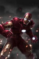 Ironman by EspenG