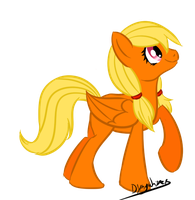Pony for some dudette I've just met by DyingWhispers