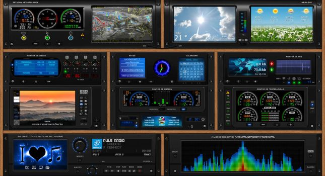 Rackmount 1.7 - Spanish Patch by HiTBiT-PA