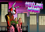 Hotline Miami by scribblepit