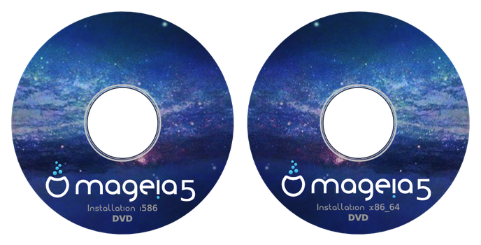 MGA5 DVDcovers by blogdrakeart
