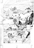 Ezlam's Blight Page 1 Unused P by cronevald