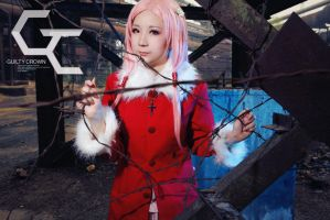 Guilty Crown - the girl in memory by Phoenixiaoio