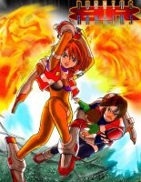 Burning Rangers by mayshing